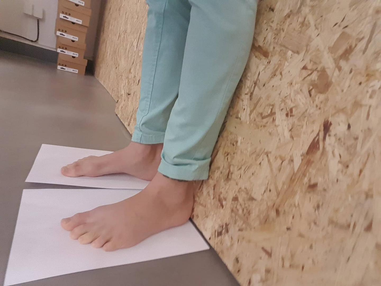 Jak vybrat vhodnou velikost barefoot bot?
