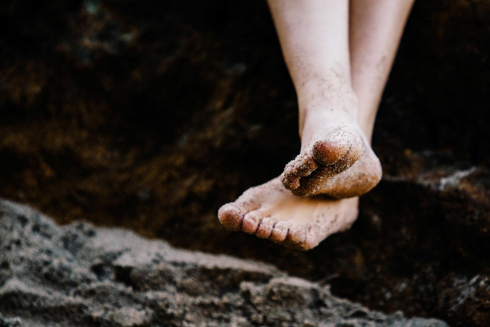 Proč barefoot?