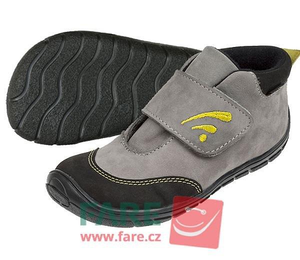 Fare Bare Dětské celoroční boty BOTY 5121261