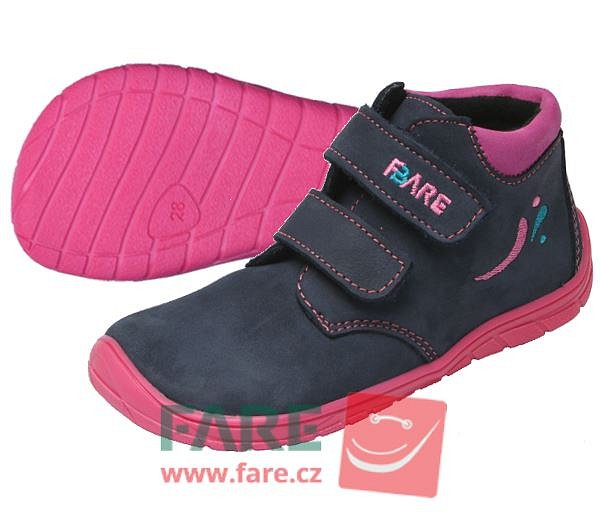 Fare Bare Dětské celoroční boty 5221211 náhled