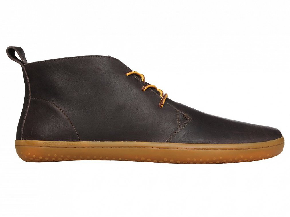 Vivobarefoot Gobi II M Leather Brown/Hide náhled