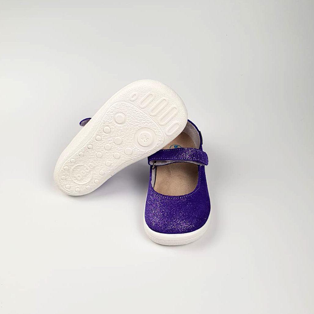 Beda barefoot baleríny Violette (BF 0001/BA/K)