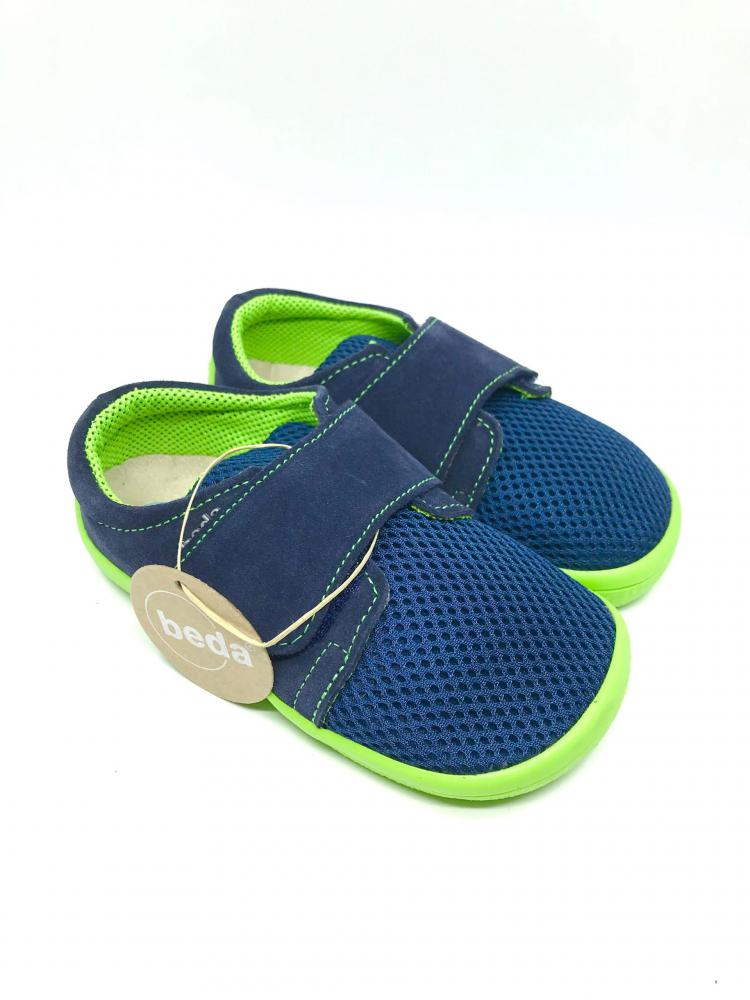 BEDA barefoot Blue Lime 1W