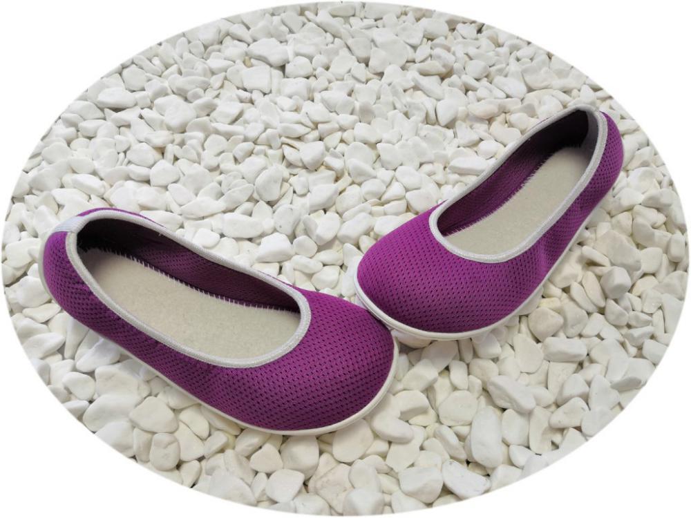 Beda barefoot baleríny BF 0002/ST/BA
