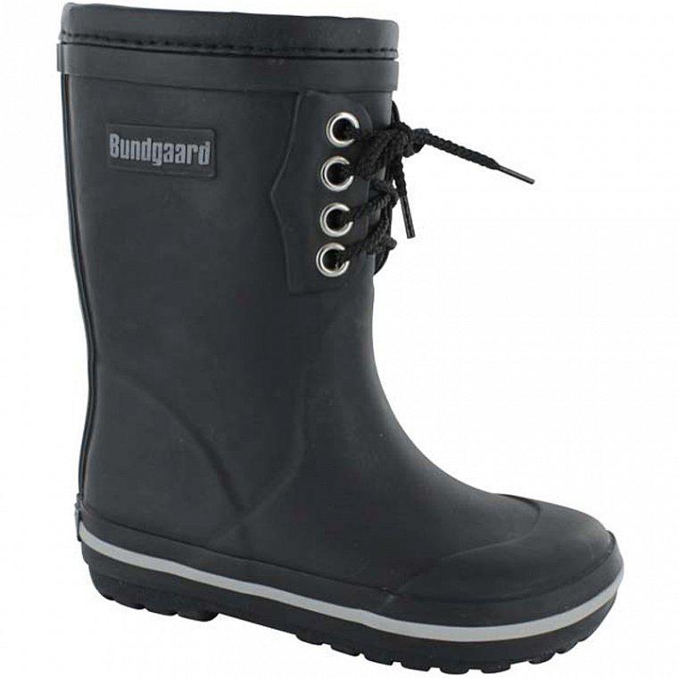 Bundgaard Classic Rubber Boots Warm Black