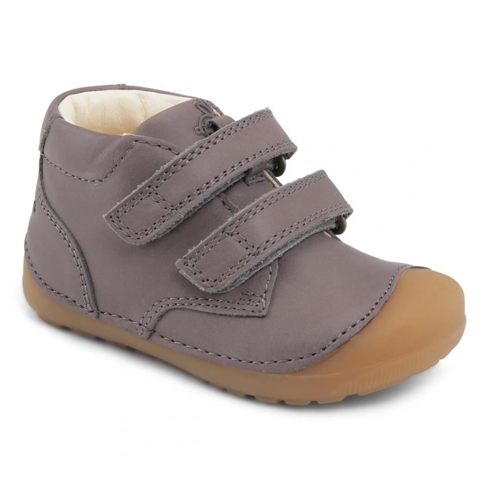 Bundgaard Petit Velcro 138 Dark Grey