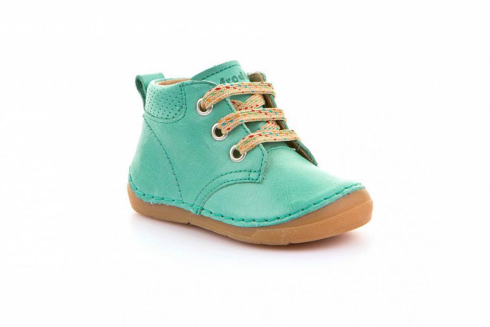 Froddo Dětská kotníková obuv  G2130157-12 - light green