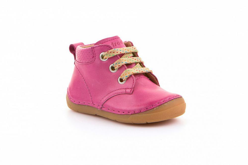 Froddo Dětská kotníková obuv  G2130157 - 3 - fuchsia náhled