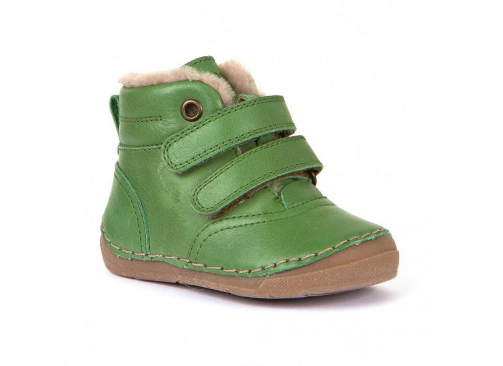 Froddo G2110078-5 Green Dětská zimní obuv