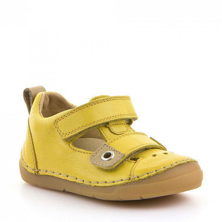 Froddo Dětské sandály  Yellow - G2150090-9