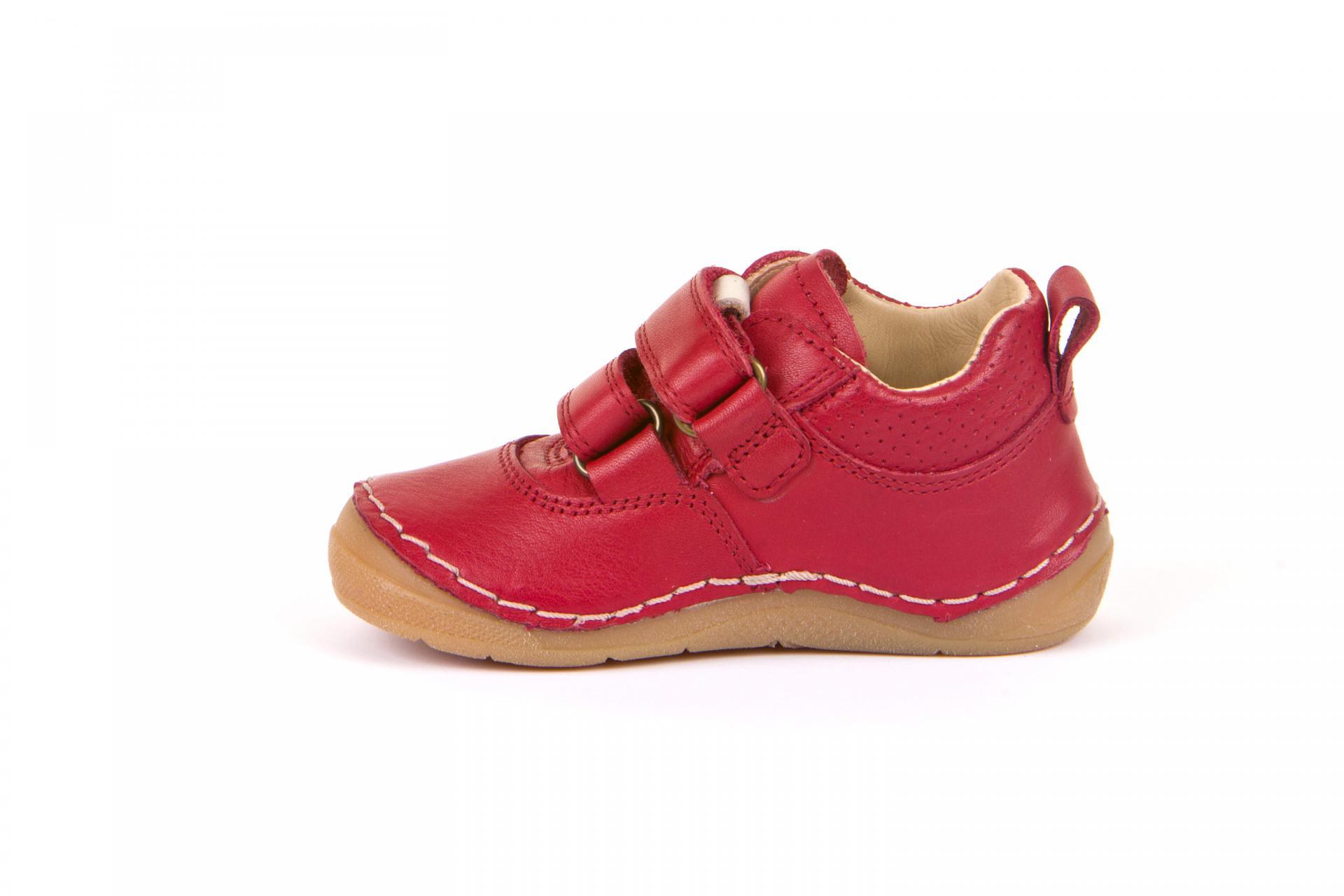 Froddo Dětská polobotka G2130190-2 red