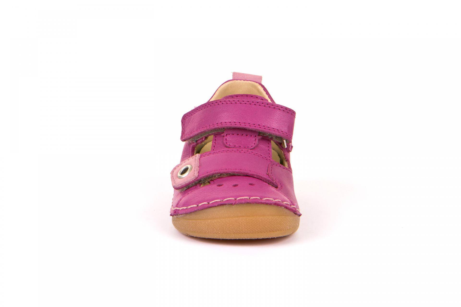 Froddo Dětské sandály Fuchsia -  G2150111-7