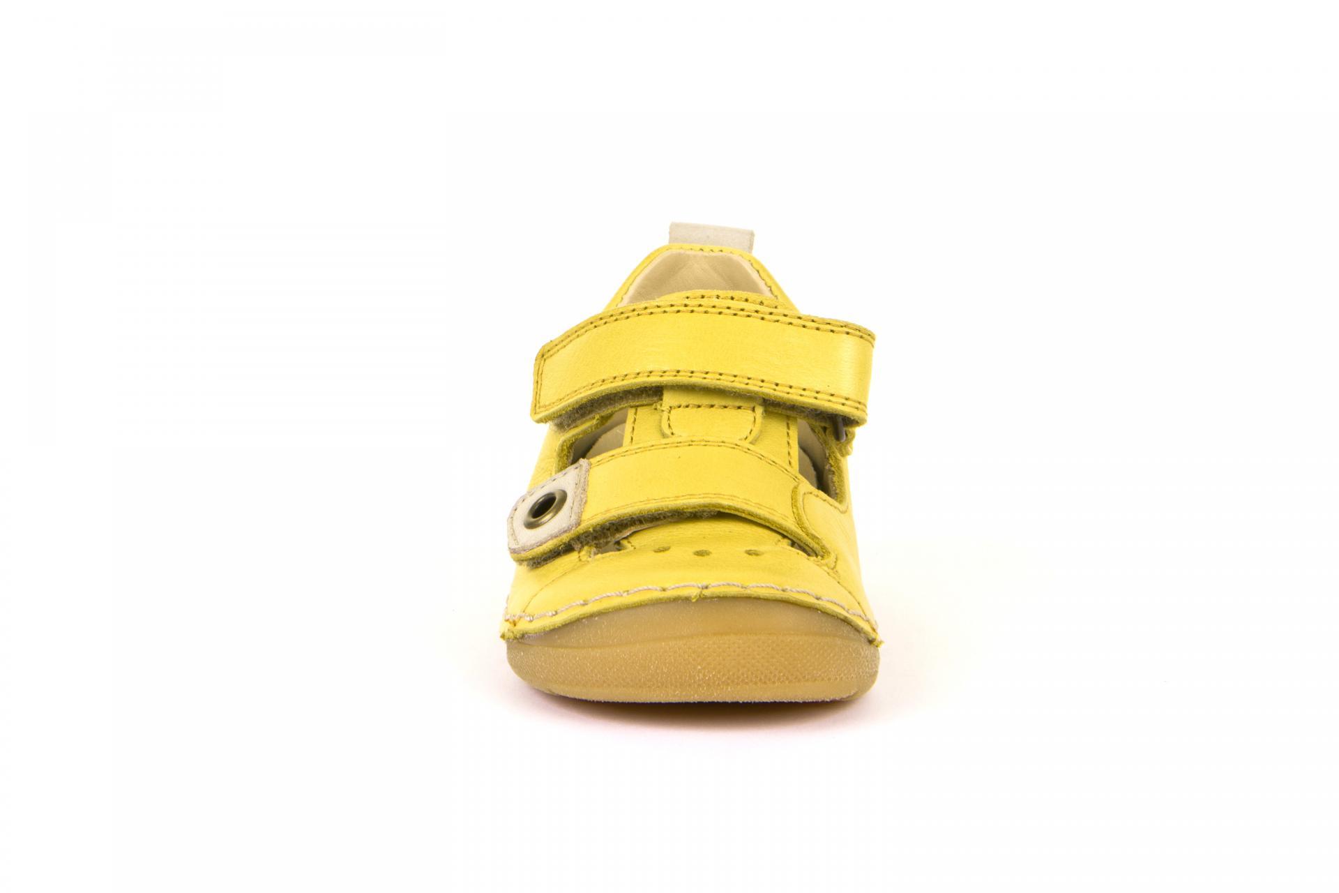 Froddo Dětské sandály  Yellow - G2150111-6