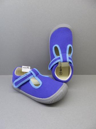 Protetika dětská obuv Kirby Blue