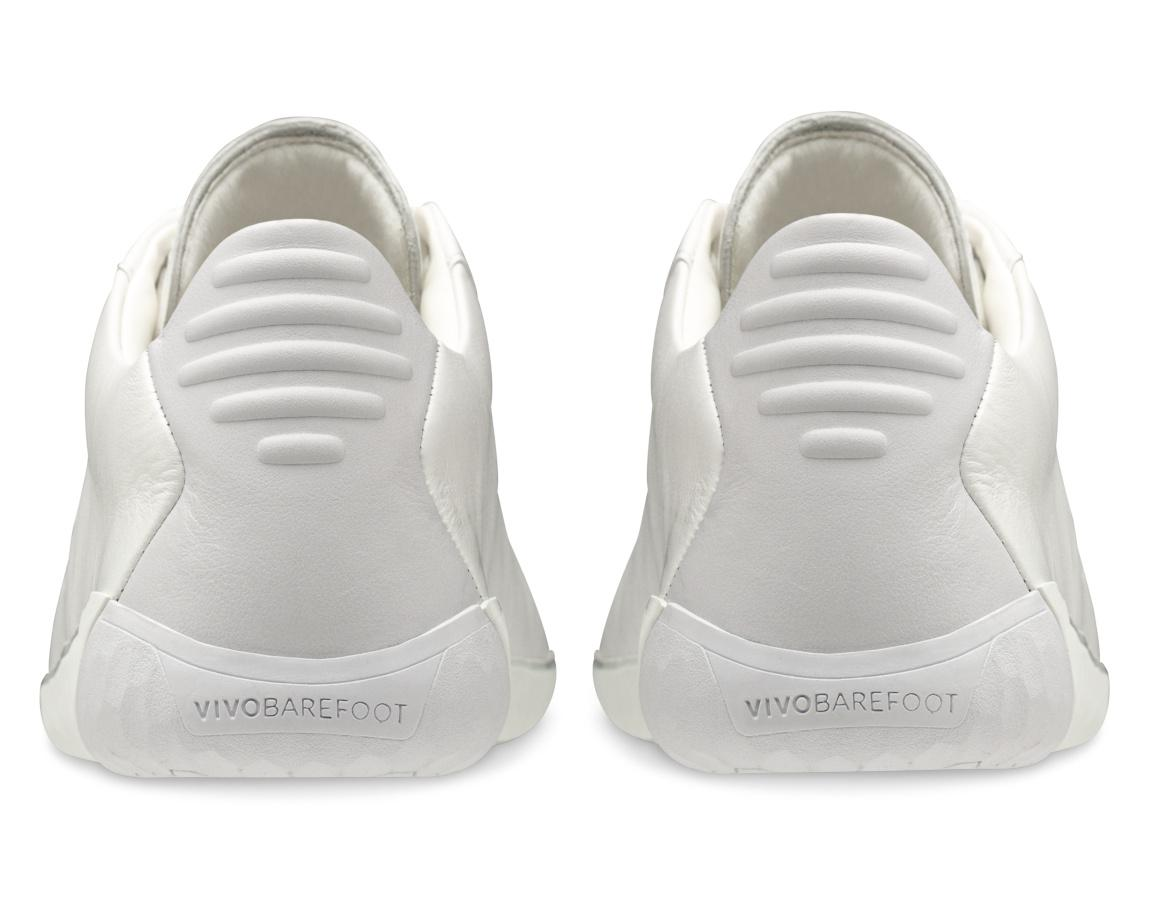 Vivobarefoot Geo Court M Bright White