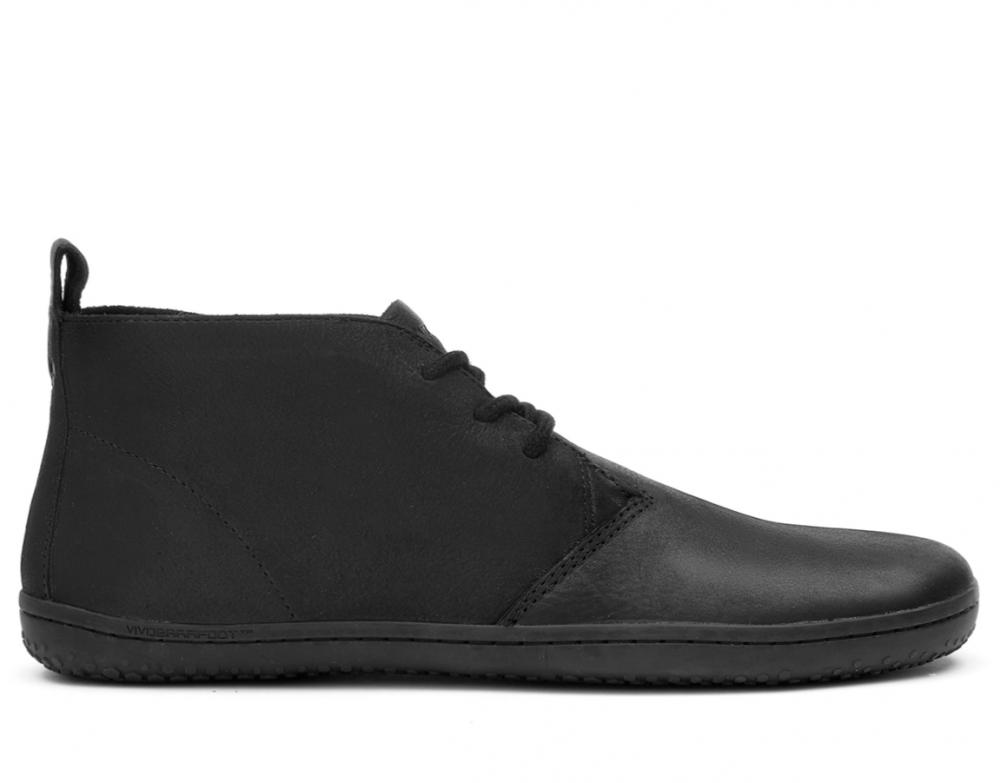 Vivobarefoot Gobi II M Leather Black/Hide