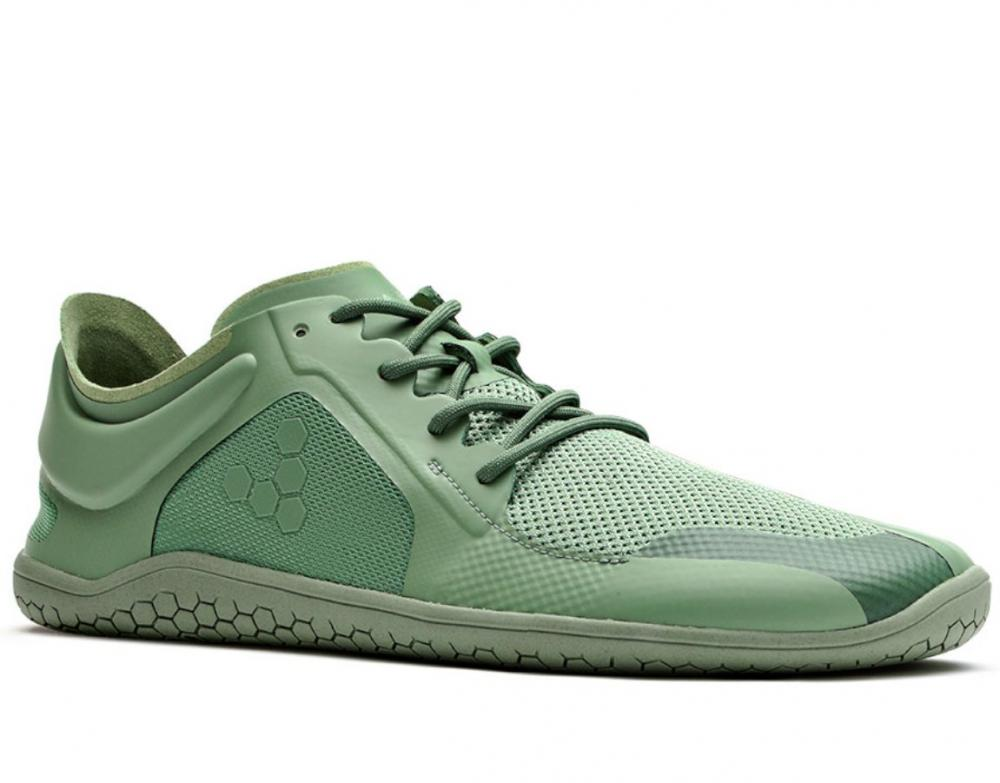 Vivobarefoot Primus Lite II Bio L Green Textile náhled