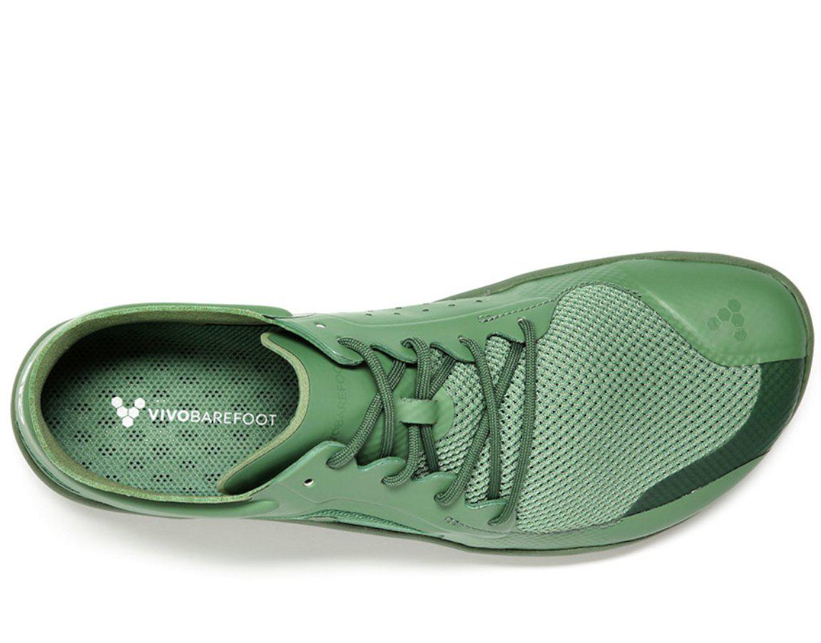 Vivobarefoot PRIMUS LITE II BIO M Green Textile