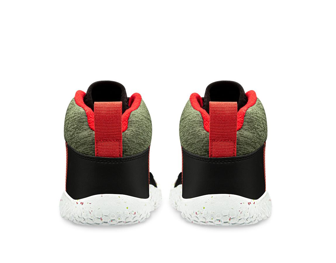 Vivobarefoot Primus Bootie All Weather Kids Obsidian