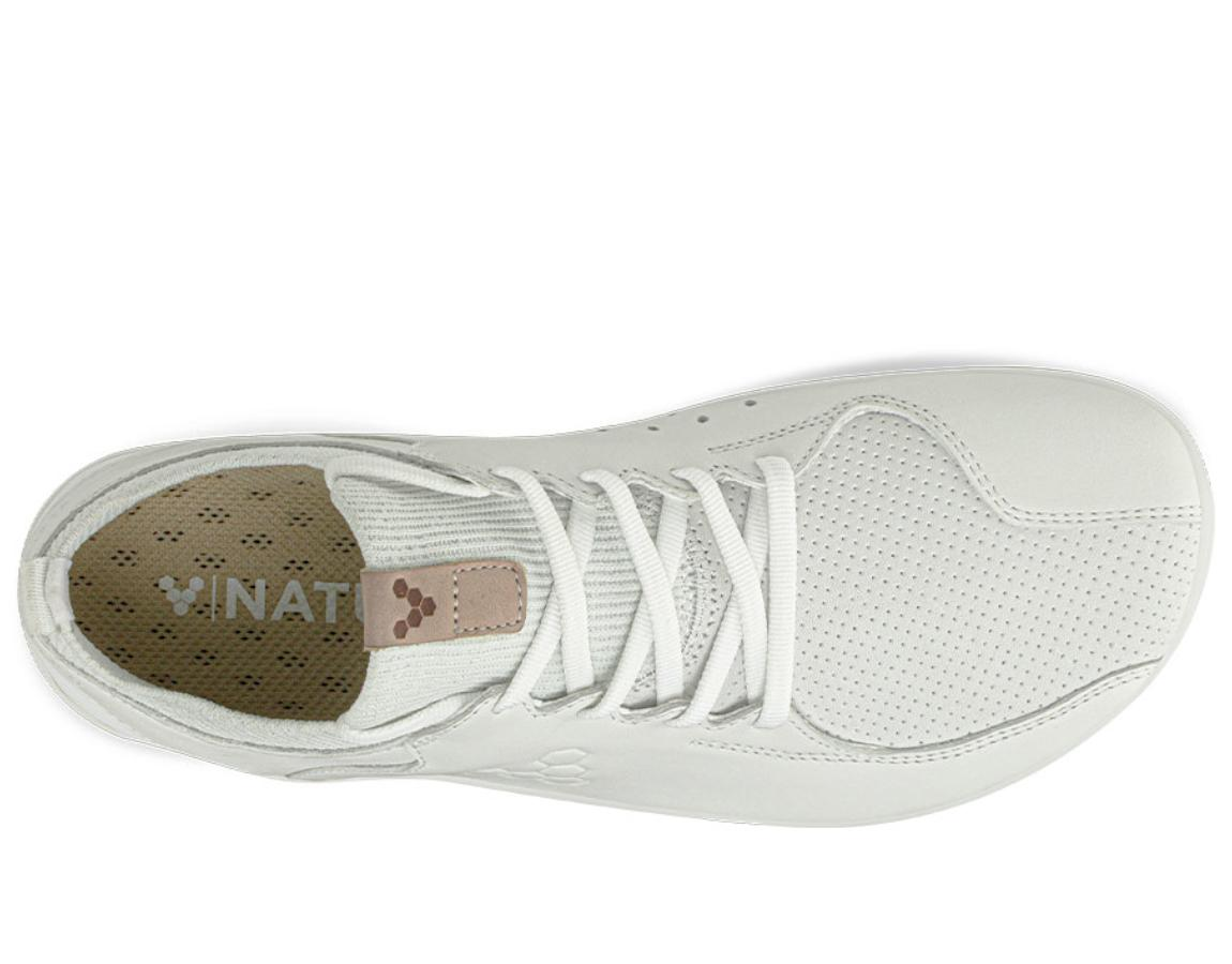 Vivobarefoot Primus Knit Lux W White