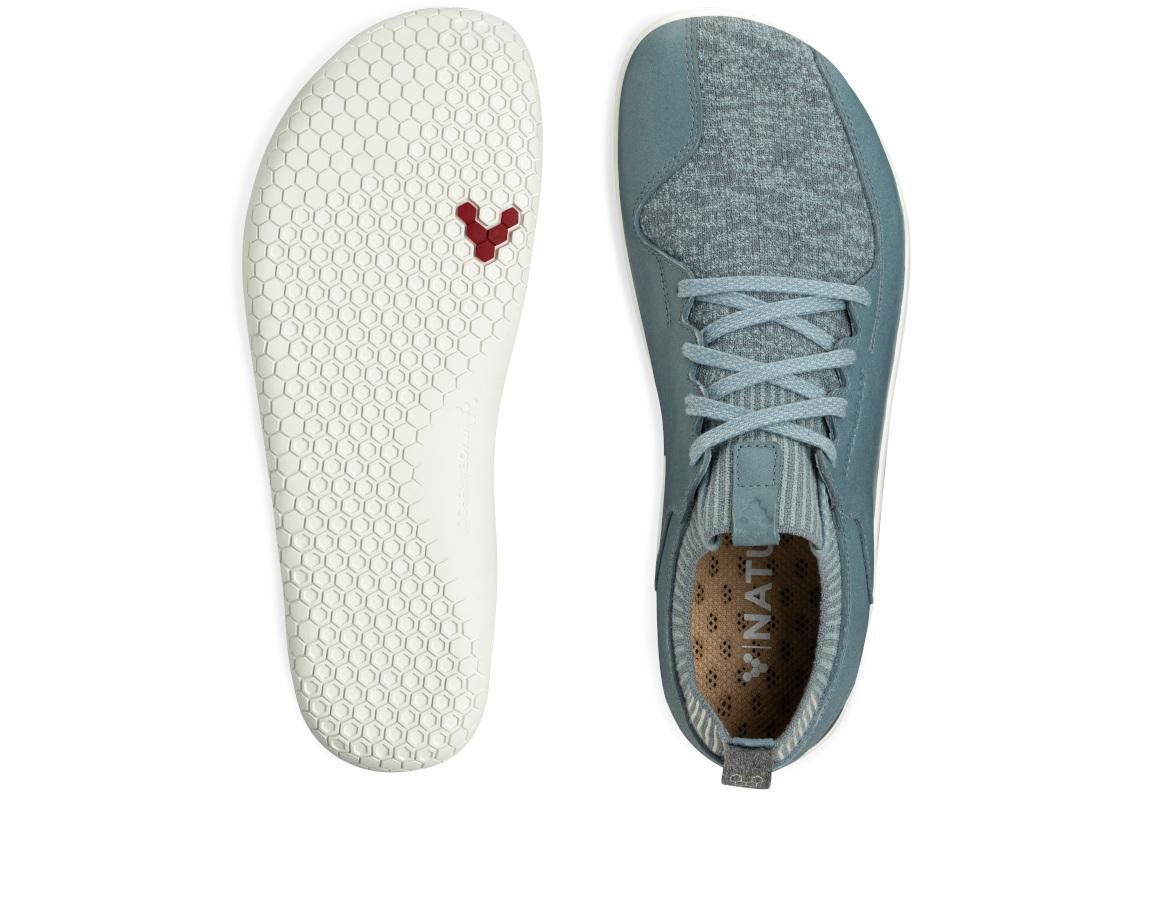 Vivobarefoot Primus Knit WMK W Atlantic Blue