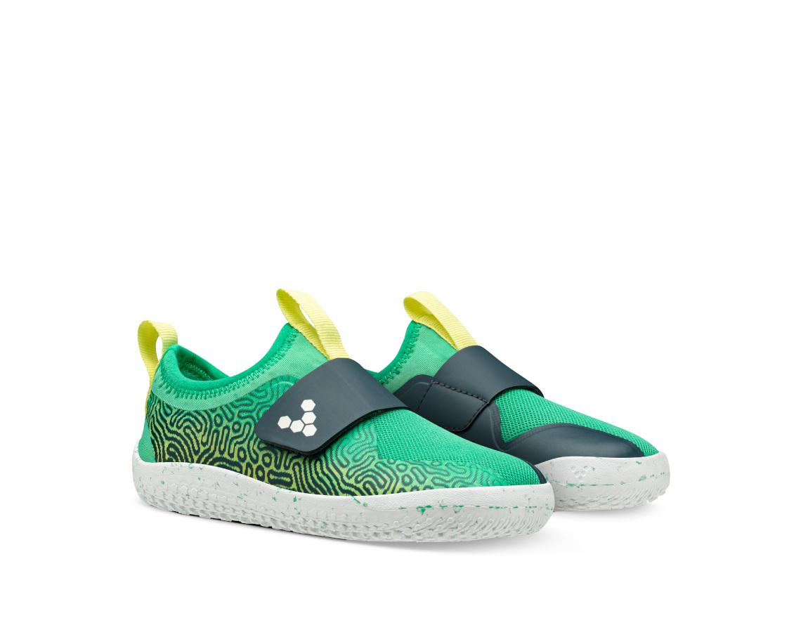 Vivobarefoot Primus Sport Kids Aqua