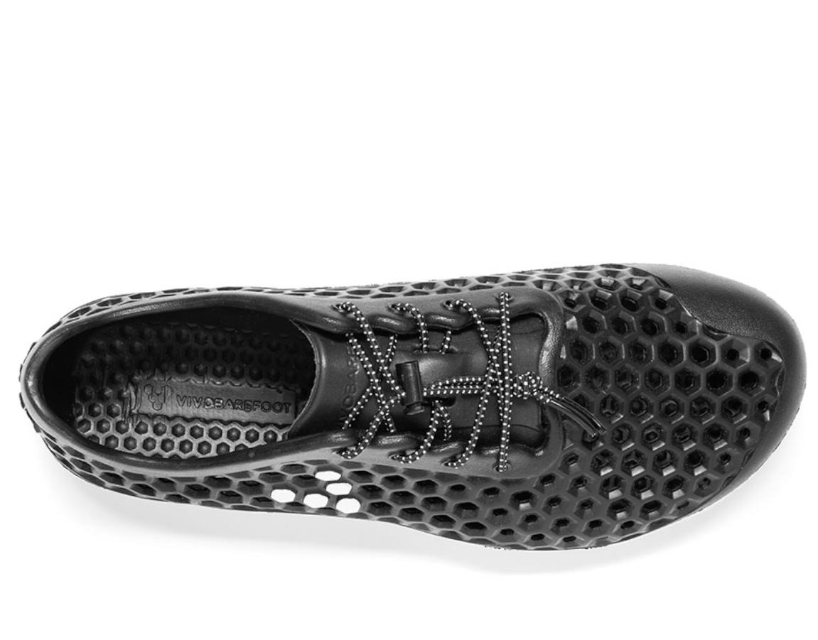 Vivobarefoot Ultra 3 L Black White Bloom