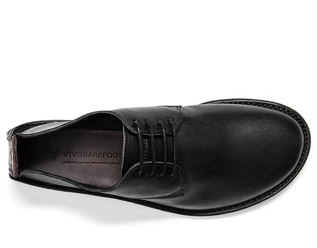 Vivobarefoot  Porto Rocker Low II M Leather Black