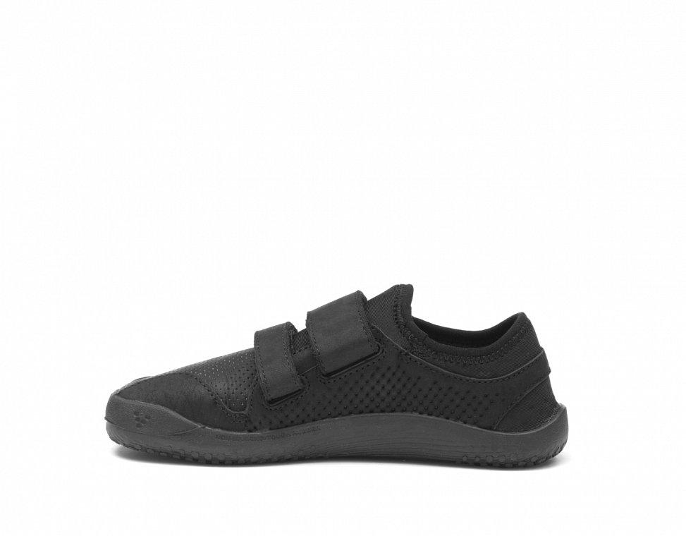 Vivobarefoot Primus School K Leather Black
