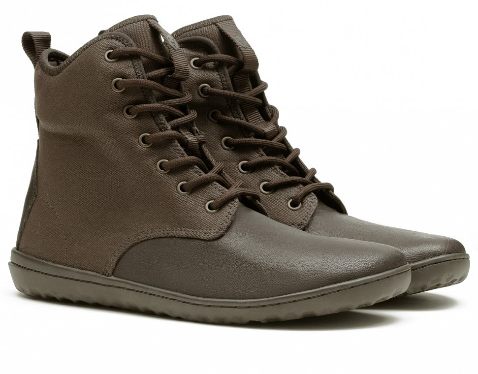 Vivobarefoot Scott 2.0 M Leather Brown