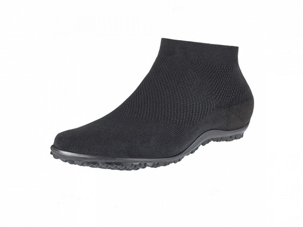 Leguano Sneaker Černé náhled