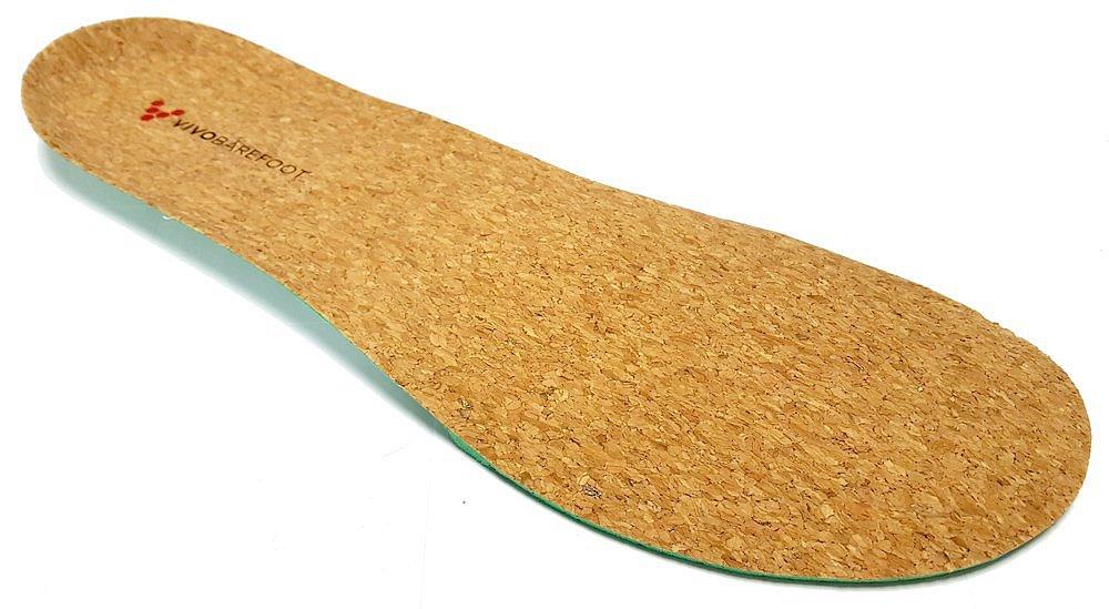 Vivobarefoot korkové vložky