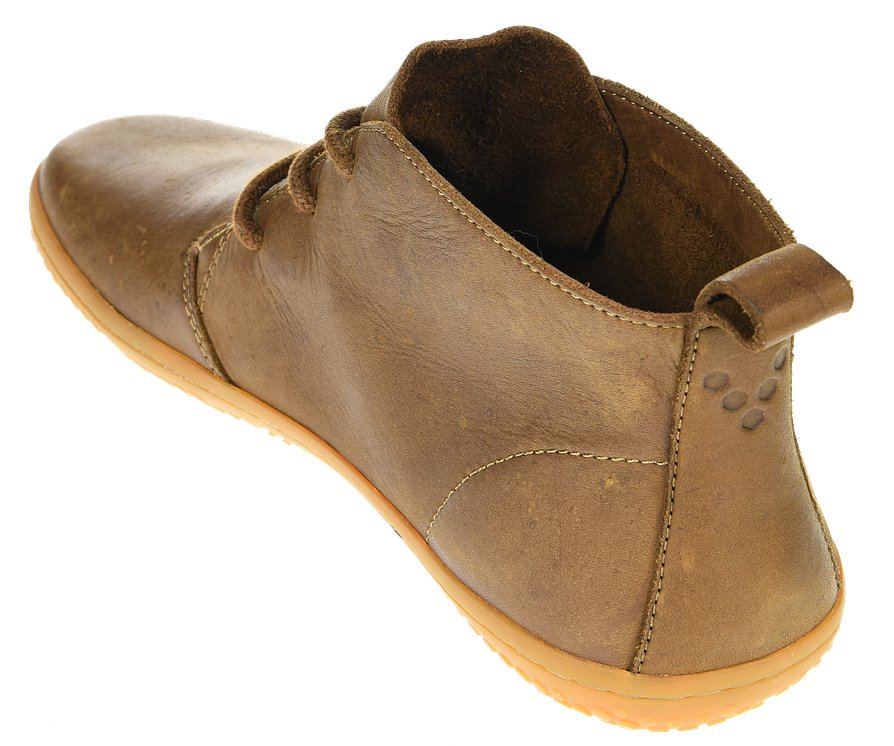 Vivobarefoot GOBI II M Leather Chestnut/Hide