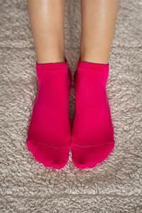 Be Lenka Barefoot Unisex Socks Pink náhled