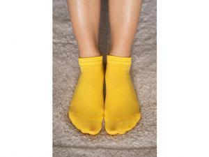 Be Lenka Barefoot Unisex Socks Yellow náhled