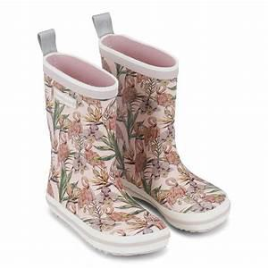 Bundgaard Classic Rubber Boot Flamingo náhled