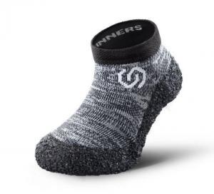 Skinners Kids Granite grey Dětské ponožkoboty náhled