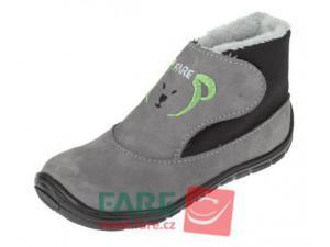 Fare Bare dětské zimní boty 5144261 náhled
