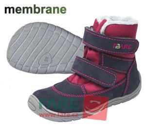 Fare Bare dětské zimní nepromokavé boty 5141291, starší model náhled