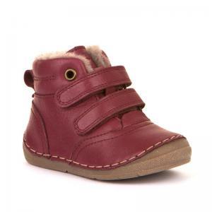 Froddo G2110087-10 Bordeaux dětská zimní obuv náhled