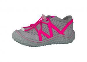 Ricosta barefoot Pepino Grau/Neon Pink (M) náhled