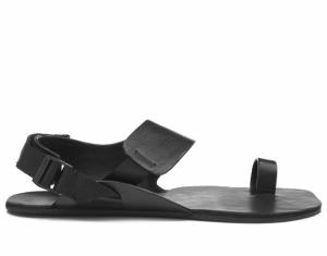 Vivobarefoot Atani L Obsidian Leather náhled