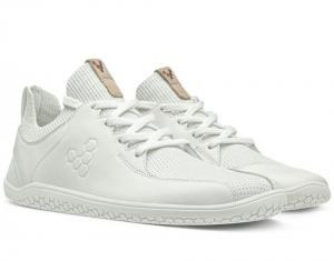 Vivobarefoot Primus Knit Lux W White náhled