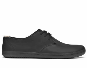 Vivobarefoot RA II M Leather Black/Hide náhled