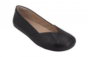 Xero Shoes Phoenix Black Leather náhled