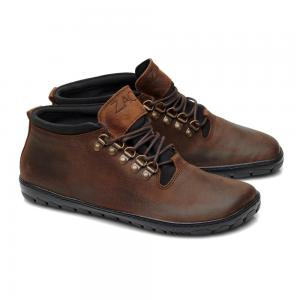 Zaqq Expeq Mid Brown Waterproof náhled