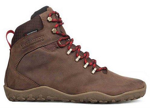 Vivobarefoot TRACKER FG L Leather Dk Brown