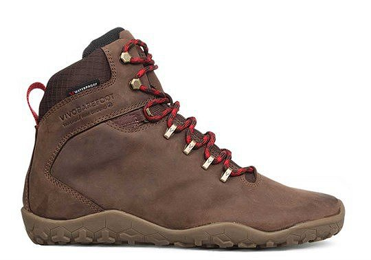 Vivobarefoot TRACKER FG M Leather Dk Brown